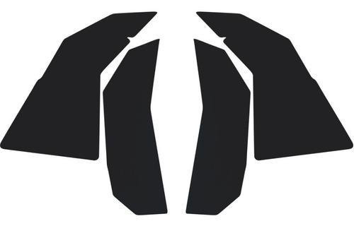 alargador de paralamas em pu flexível (par dianteiro)