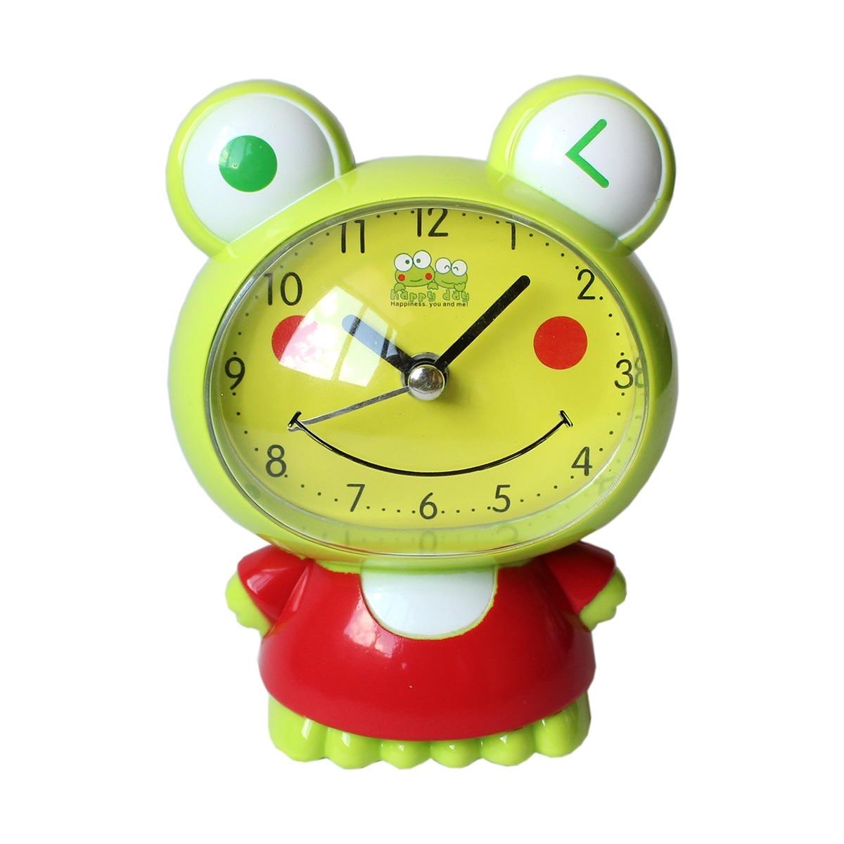 Alarm Clock Relógio Infantil Despertador Modelo Sapinho