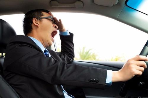 alarma anti-sueño para conductores
