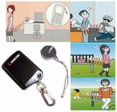 alarma antirobo (laptop,celular,niños,mascotas)
