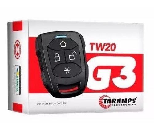 alarma auto taramps 2 c/r volumetrca -instalada- vw amarok