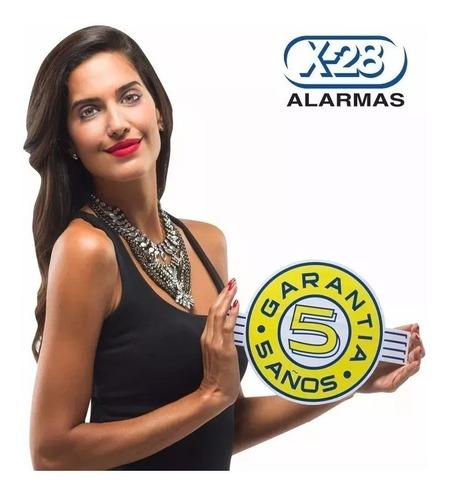 alarma auto x-28 z30 rh volumétrico presencia instalada