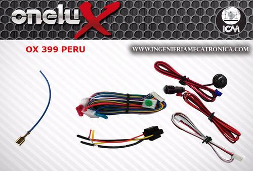 alarma autos cod.ox399 peru excelente calidad onelux