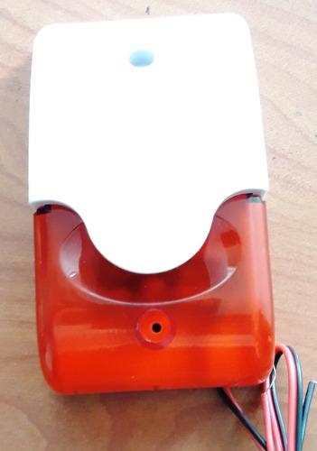 alarma básica contra incendios con garantía y envío gratis.
