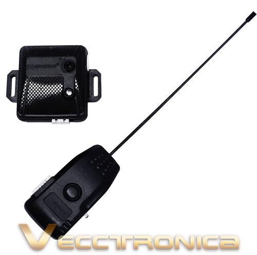 alarma con control con pantalla+control analogo vecctronica