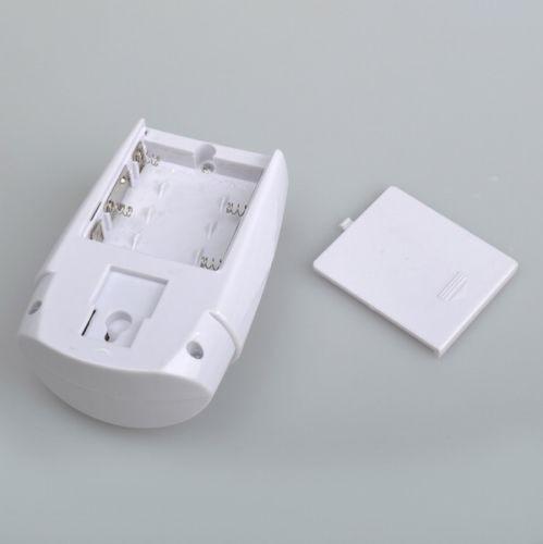 Alarma con sensor de movimiento a control remoto u s 20 - Sensores de movimiento con alarma ...