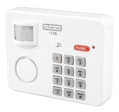 alarma con sensor de movimiento !envío gratis!
