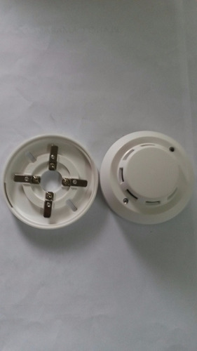 alarma de incendio convencional de 4 hilos monitoreada