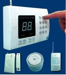 alarma de seguridad inalámbrica para casas locales empresas