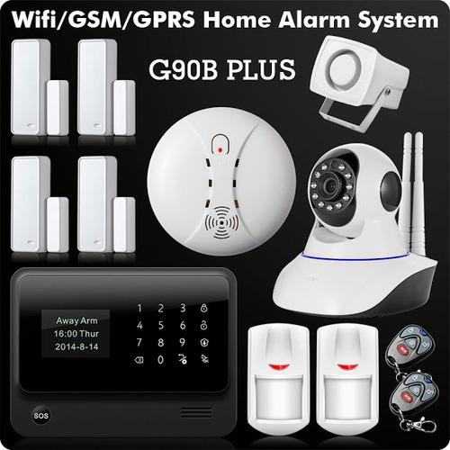alarma fuers g90b plus wifi gsm controlada por app