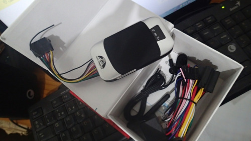 alarma gps para motos y carros tracker 303g original coban