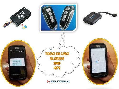 alarma gsm, sms, gps ngsg-02