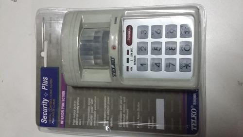 alarma hogar sensor