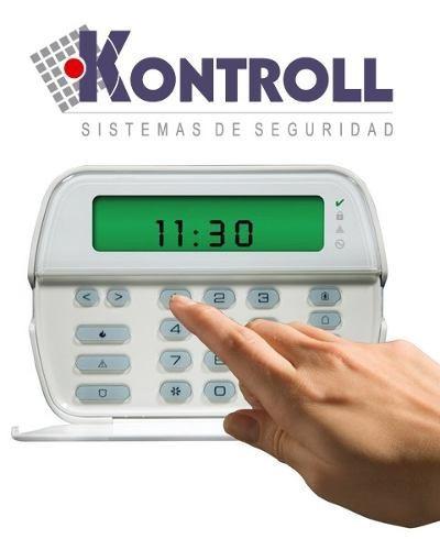 alarma monitoreada las 24hs