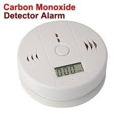 alarma monóxido carbono