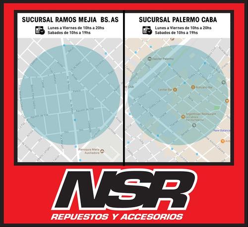 alarma motos universal 12v arranque a distancia 125db nsr