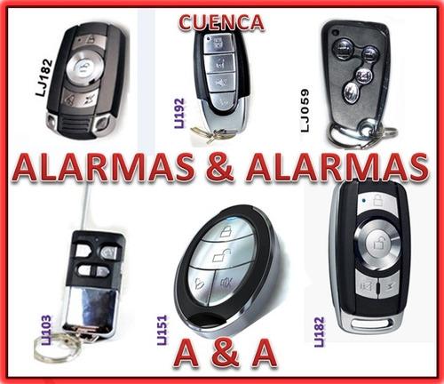 alarma original hyundai ix35 accent tucson santa fe elantra