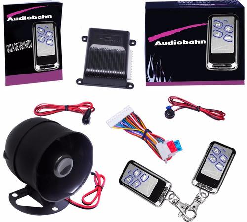alarma para auto con diferentes modelos a elegir audiobahn