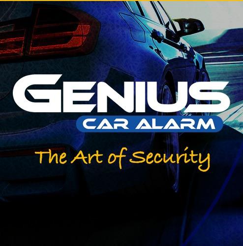 alarma para auto genius