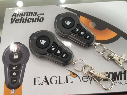 alarma para carro eagle, antisecuestro, instalada