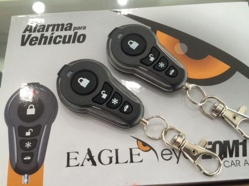 alarma para carro eagle instalada garantía1 año antiscaner