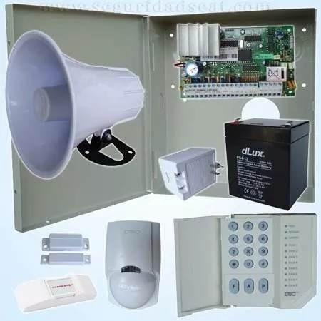 alarma para casa, negocio modelo dsc 585 incluye instalación