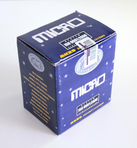 alarma para moto micro de proximidad