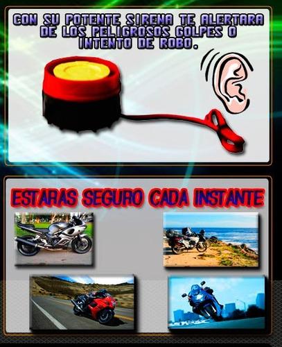 alarma para motocicleta audiobahn incluye 2 controles es wow
