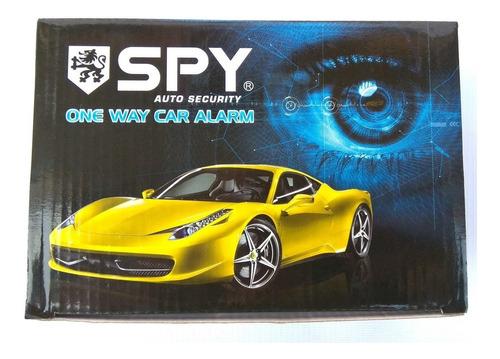 alarma para vehiculo spy 2 controles remoto