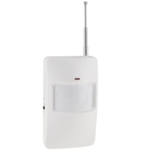 alarma seguridad detector pir wireless highly steady