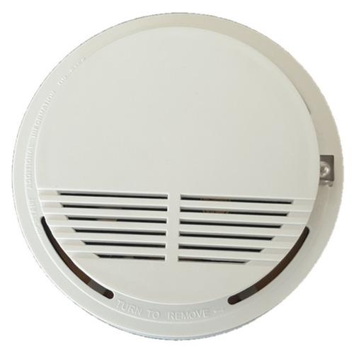 alarma sensor detector de humo autonomo a bateria 9v
