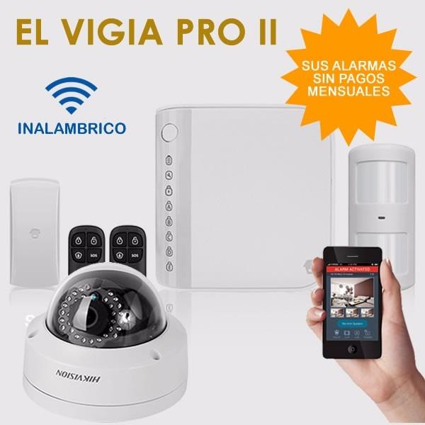 Alarma smart inal mbrica c mara para casa o negocio pstn s 699 00 en mercado libre - Camaras para casa ...