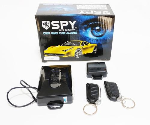 alarma spy para carro mas modulo de vidrios 4 vidrios spy