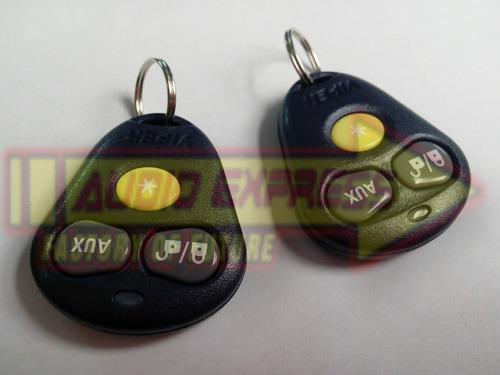alarma viper 3100vx sistema de seguridad unidireccional