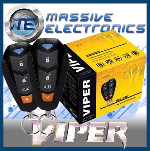 alarma viper d seguridad profesional 3105v = 3106v 4 botones