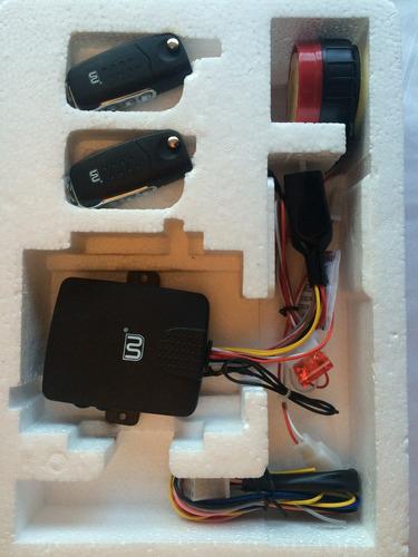 alarma w standard 12v 2 controles