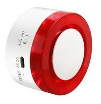 alarma wifi para casa inteligente