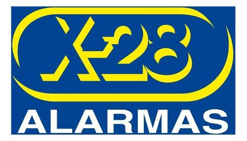 alarma x-28 kl20 rs presencia volumen con instalacion inclu