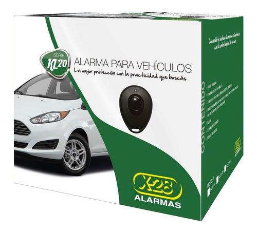 alarma x-28 kl20 s volumétrica instalacion incluida