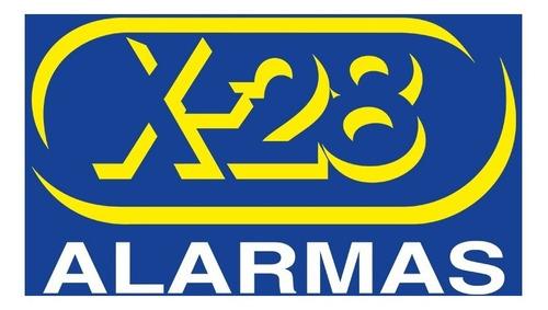 alarma x-28 z30 rh volu. pres. voz
