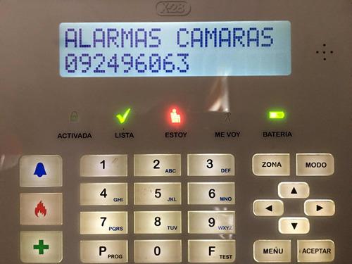 alarmas casas camaras venta, instalación & service