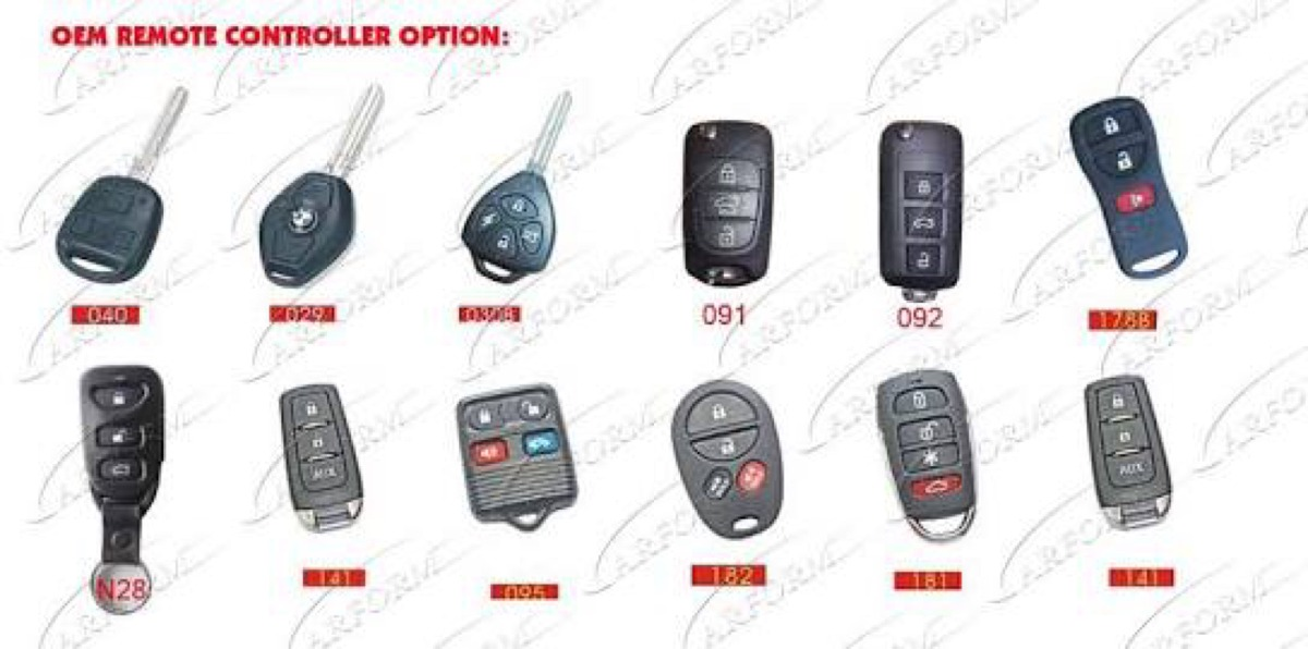 Alarmas De Carro Viper Extrem Point Vw Origunales Gm Ford