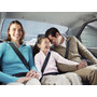 Cinturon De Seguridad 3 Puntos Fijo Trasero Carro Mark Press