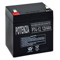 Pila 12v 4.5 Ah Para Ups, Alarmas, Cerco Electricos