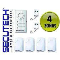 Sistema De Alarma De Seguridad Secutech