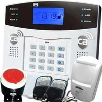Alarma Gsm Inalambrica Para Casa U Oficina
