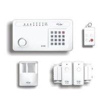 Kit De Alarmas Inalambricas Para Casas U Oficinas Facil Inst