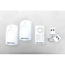 Sistema De Alarma 2 Zonas Con Sensor De Movimiento 402-aist