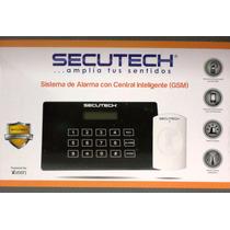 Alarma Inteligente Secutech 961-alkst Discador Automat Gsm