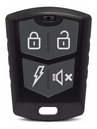 alarme automotivo al10 carro + trava elétrica 4/2 portas